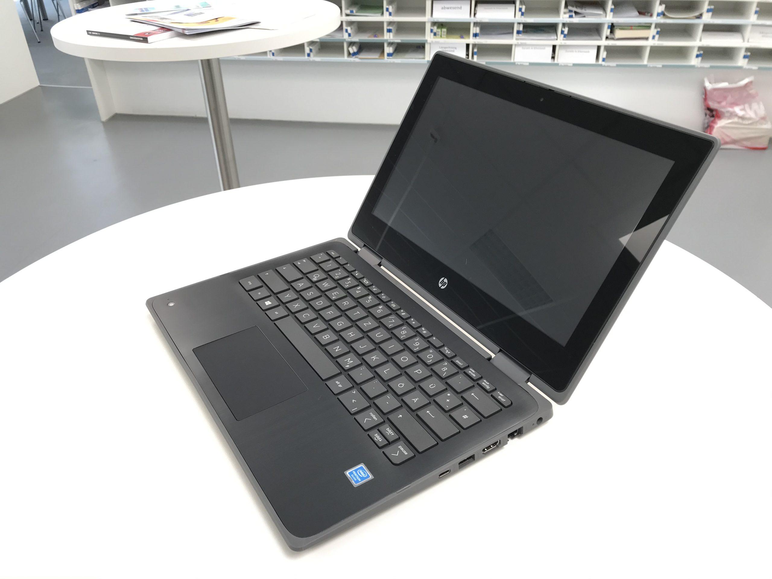 Das HP ProBook x360 11 G5